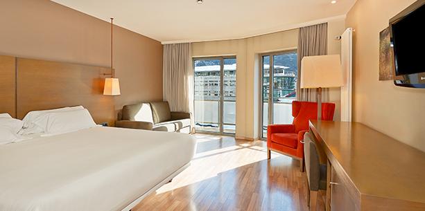 Room Hotel Hesperia Andorra La Vella