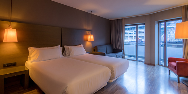 Standard room Hesperia Andorra La Vella