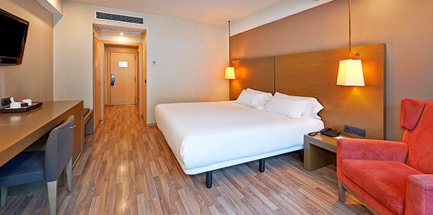 Superior Room Hesperia Andorra La Vella