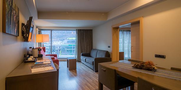 Suite with terrace Hesperia Andorra La Vella