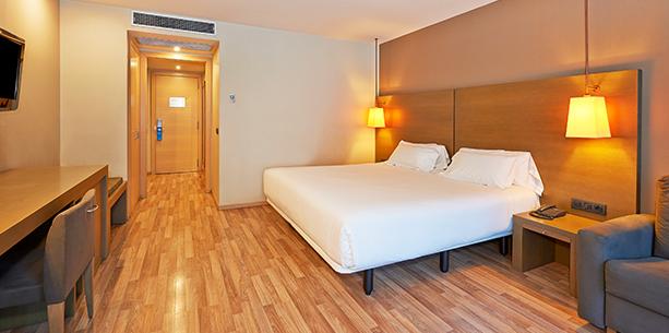 Room Hesperia Andorra La Vella