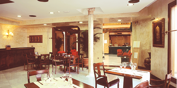 Restaurante del Hotel Hesperia Granada Centro