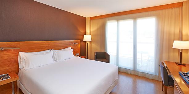 Hotel Hesperia Donosti room