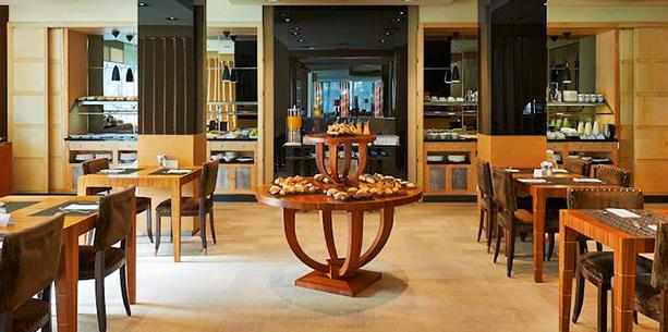 Restaurante del Hotel Hesperia Barcelona Presidente