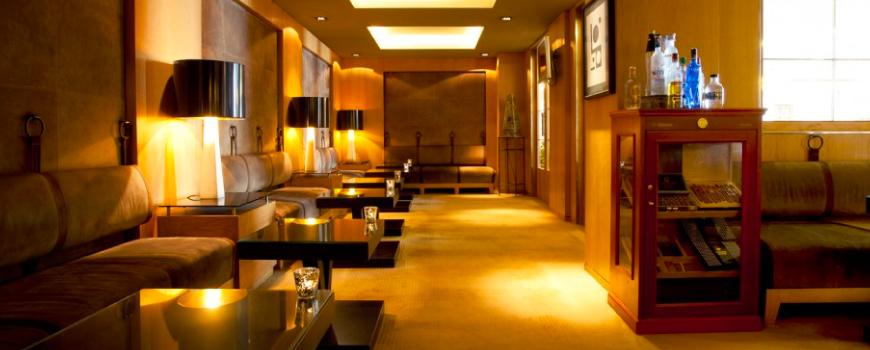 Sala de l'Hotel Hesperia Madrid