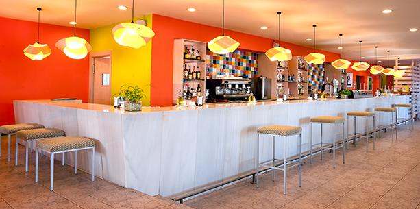 Bar de l'Hotel Hesperia Sevilla