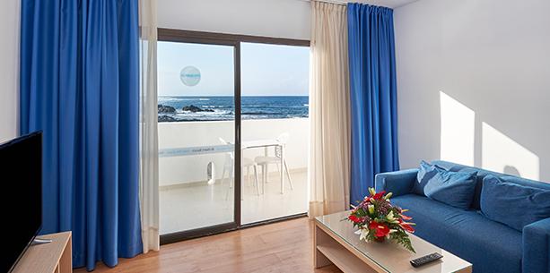 Habitación del Hotel Hesperia Bristol Playa