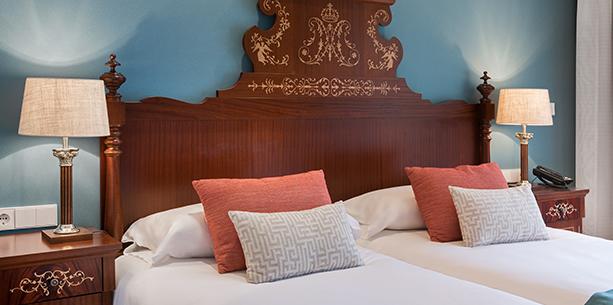Room Hotel Hesperia Villamil Mallorca