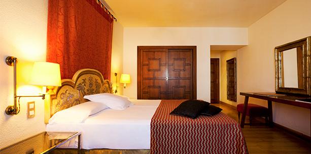 Habitación del Hotel Hesperia Sevilla