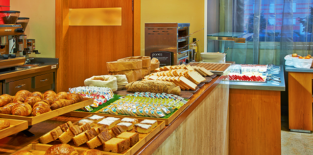 Hotel Hesperia Donosti desserts