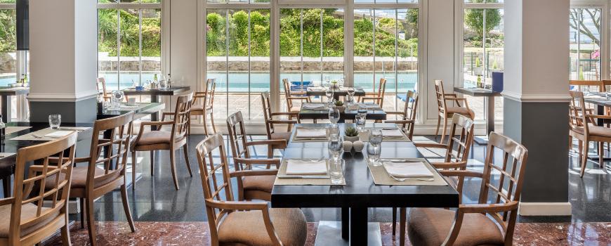 Restaurant Hotel Hesperia Peregrino Santiago