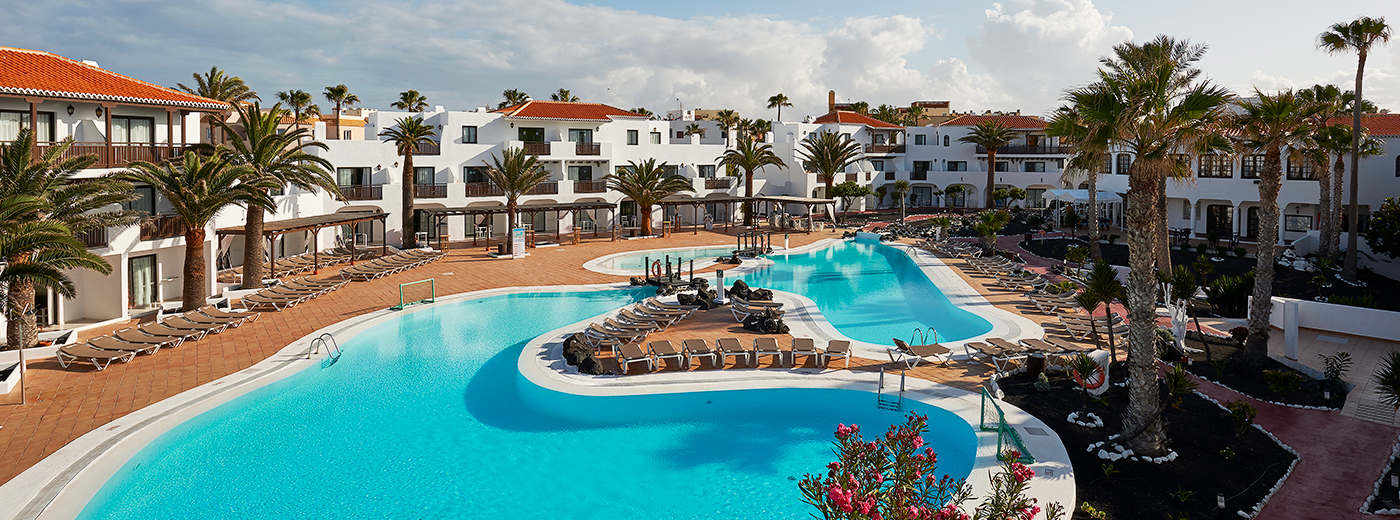 Pool Hotel Hesperia Bristol Playa