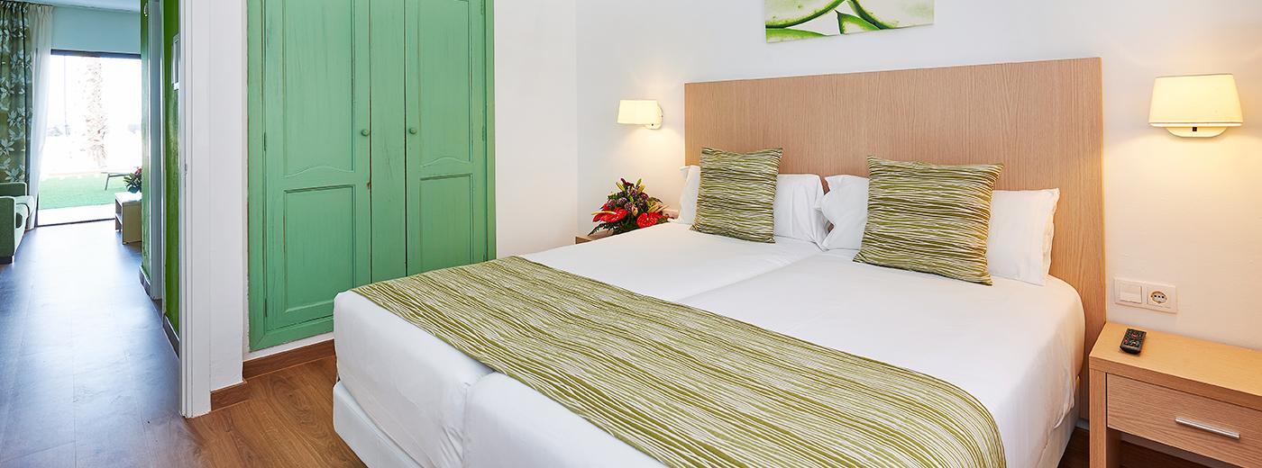 Room Hotel Hesperia Bristol Playa