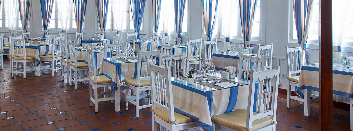 Restaurante del Hotel Hesperia Bristol Playa