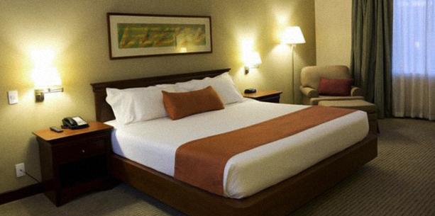 Habitació de l'Hotel Hesperia Maracay