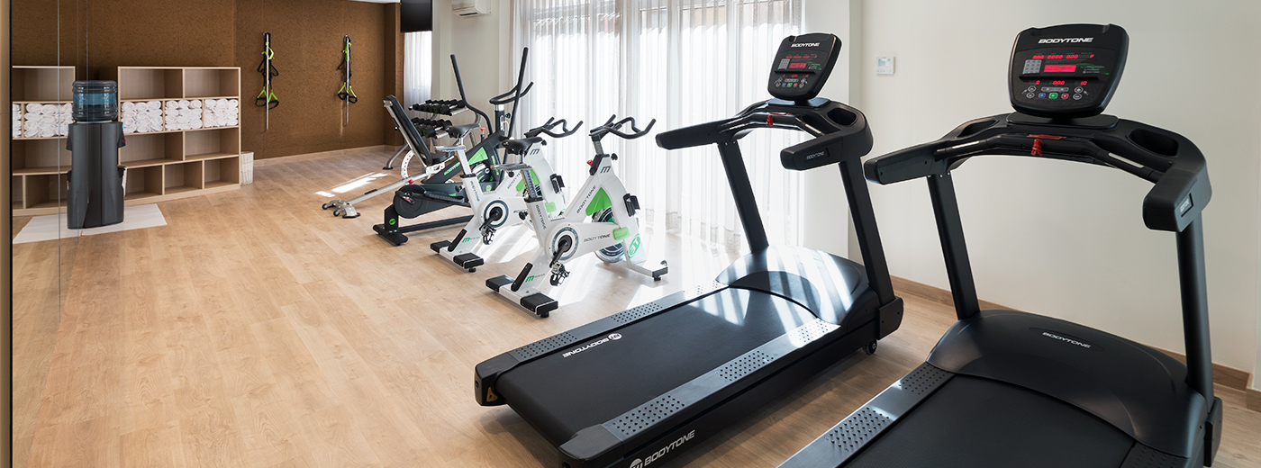 Hotel Hesperia Murcia fitness center