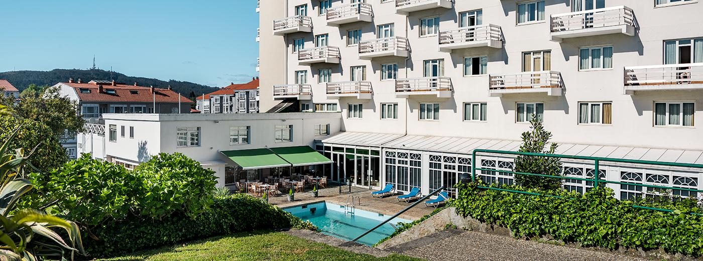 Hotel Hesperia Santiago Peregrino