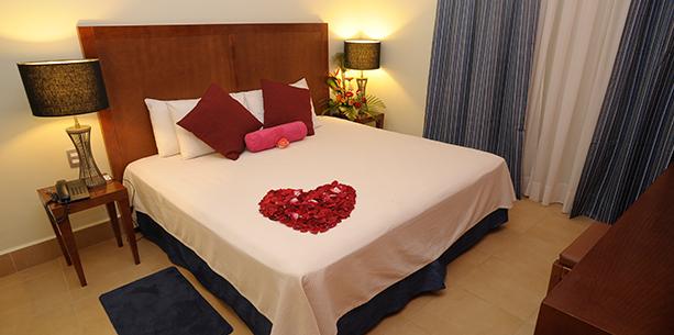 Premium Suite Room Hotel Hesperia Eden Club