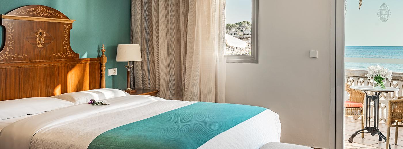 Habitación del Hotel Hesperia Mallorca Villamil