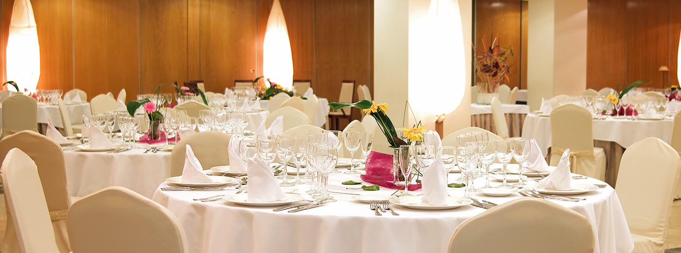 Restaurante del Hotel Hesperia Zaragoza Centro