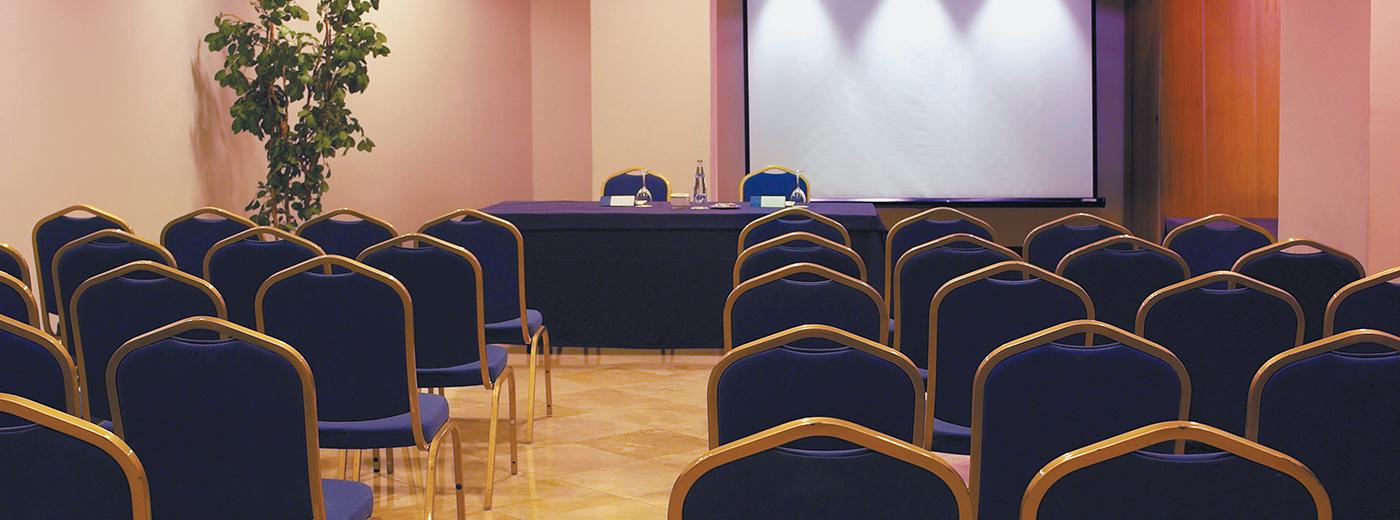 Sala del Hotel Hesperia Zaragoza Centro