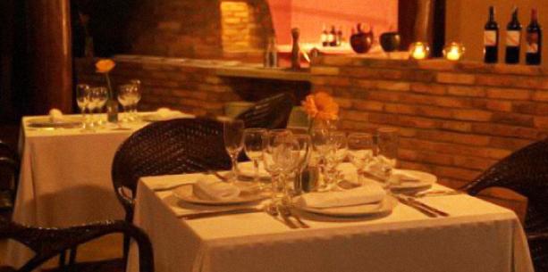 Restaurant Hotel Hesperia Eden Club