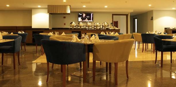 Restaurante del Hotel Hesperia Maracay