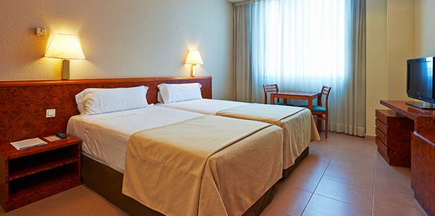 Room Hotel Hesperia Sant Joan