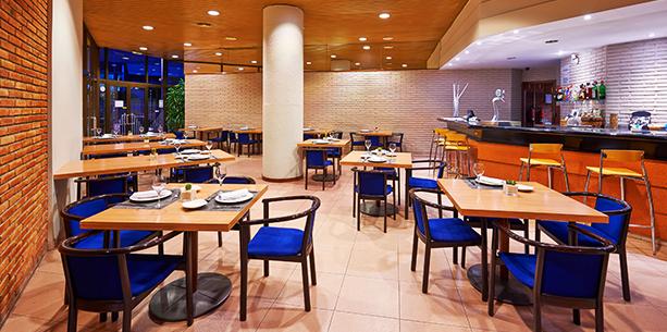 Hesperia Sant Joan restaurant