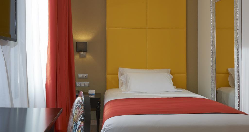 Habitació individual de l'Hotel Barcelona Barri Gotic