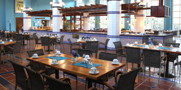 Restaurant de l'Hotel Hesperia Isla Margarita