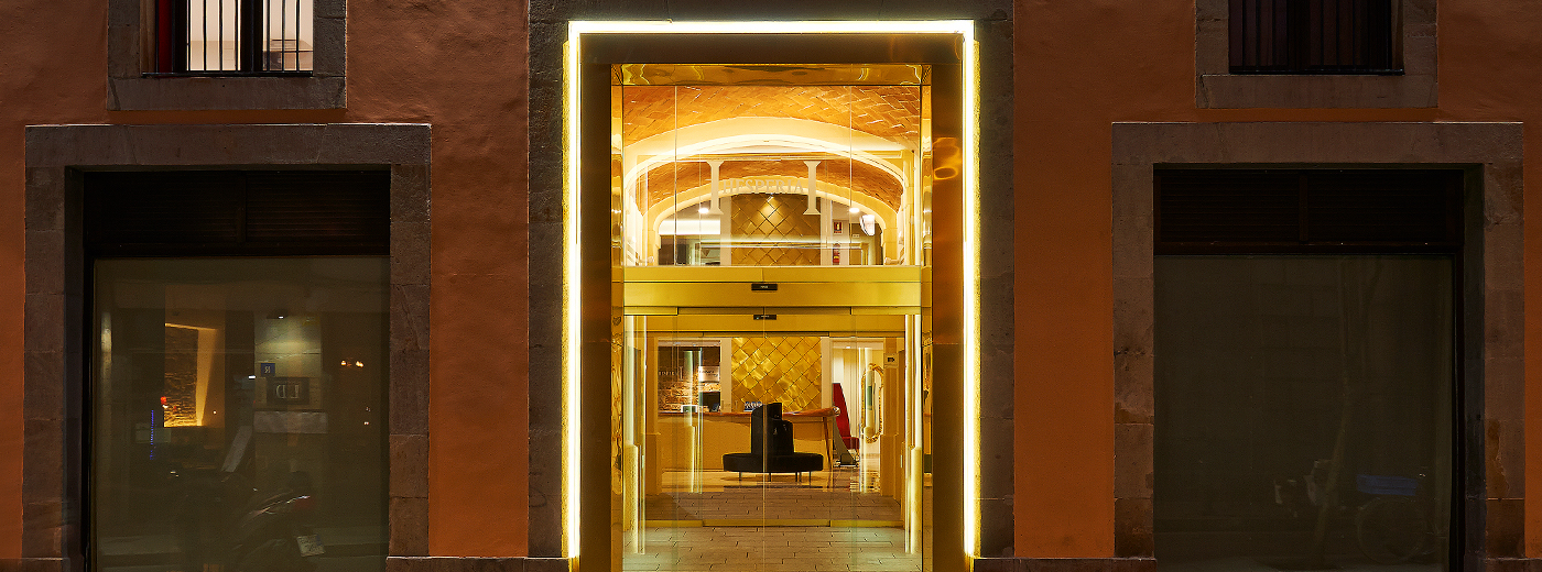 Hotel Hesperia Barcelona Barri Goti