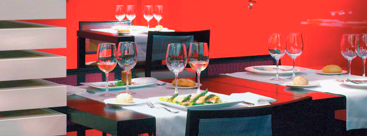 Restaurant de l'Hotel Hesperia Bilbao