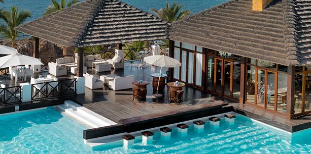 Bar Drago del Hotel Hesperia Lanzarote