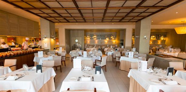 Restaurante Botavara del Hotel Hesperia Lanzarote