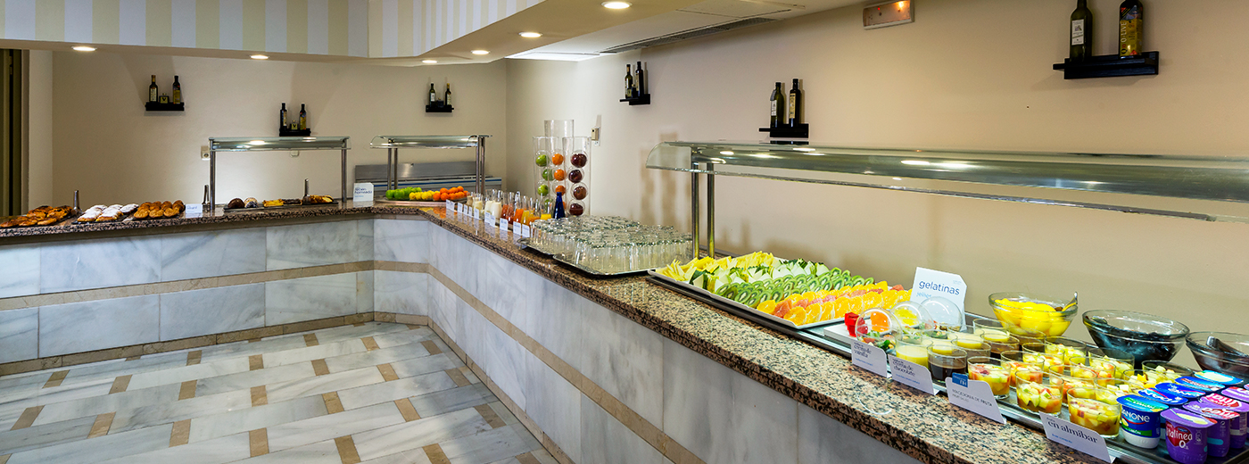 Restaurante del Hotel Hesperia Córdoba