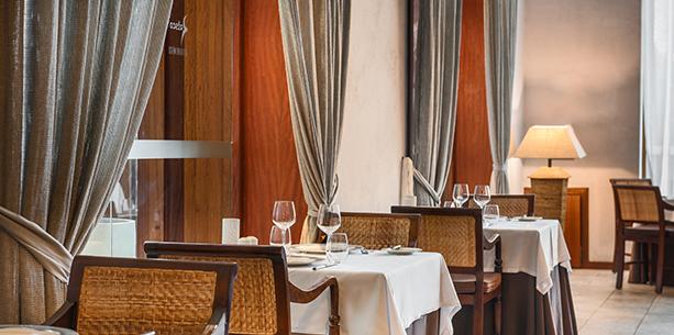 Restaurante El Risco del Hotel Hesperia Lanzarote