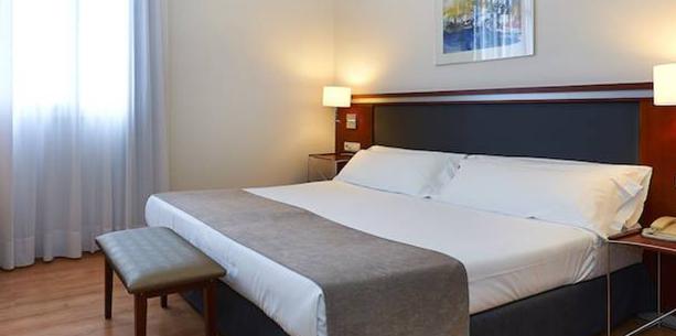 Habitació familiar l'Hotel Hesperia Zubialde