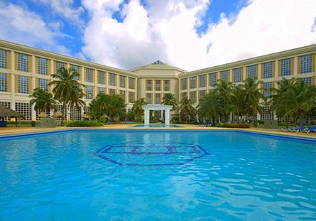 Piscina del Hotel Hesperia Isla Margarita