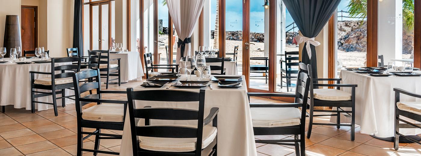 Restaurante del Hotel Hesperia Lanzarote