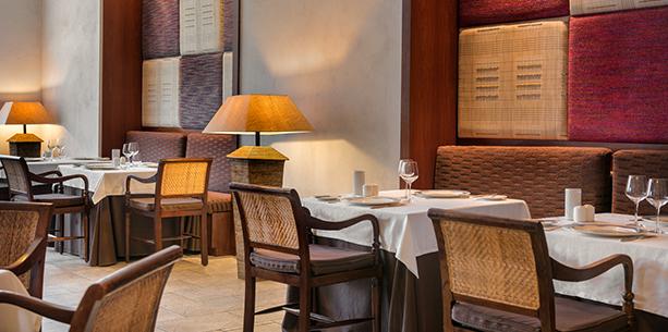 Restaurant La Caleta de l'Hotel Hesperia Lanzarote