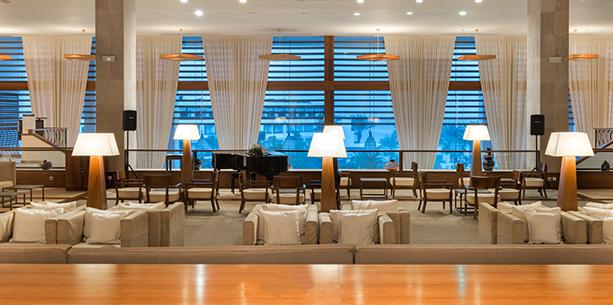 Piano Bar del Hotel Hesperia Lanzarote