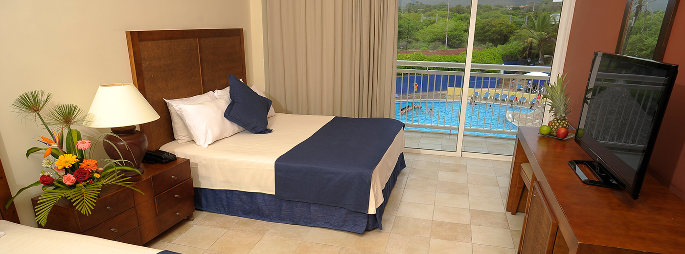 Habitació de l'Hotel Hesperia Playa El Agua