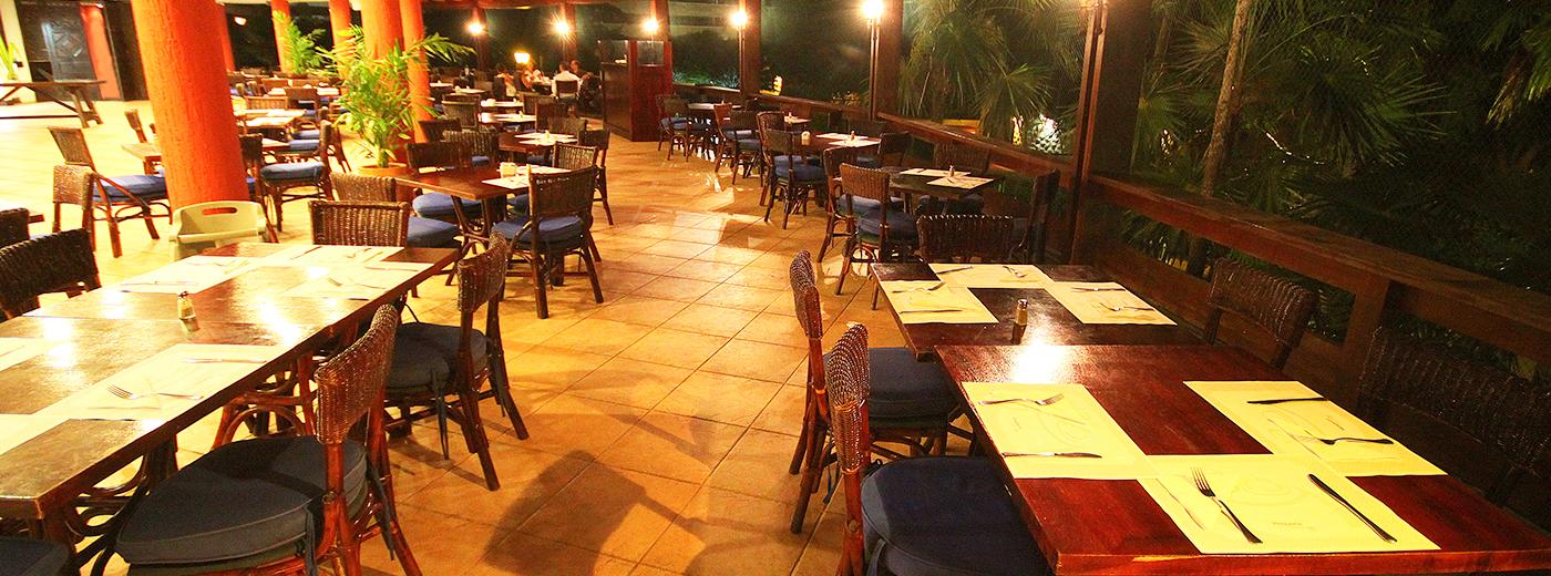 Restaurant de l'Hotel Hesperia Playa El Agua