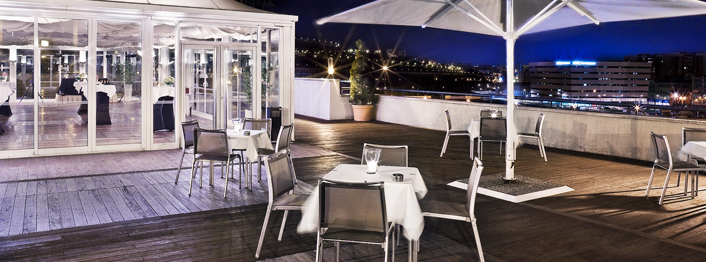 Restaurant Hotel Hesperia Zubialde