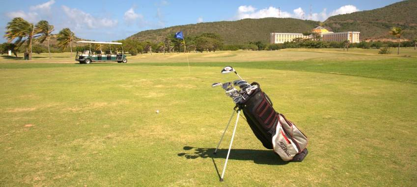 Camp de Golf de l'Hotel Hesperia Isla Margarita