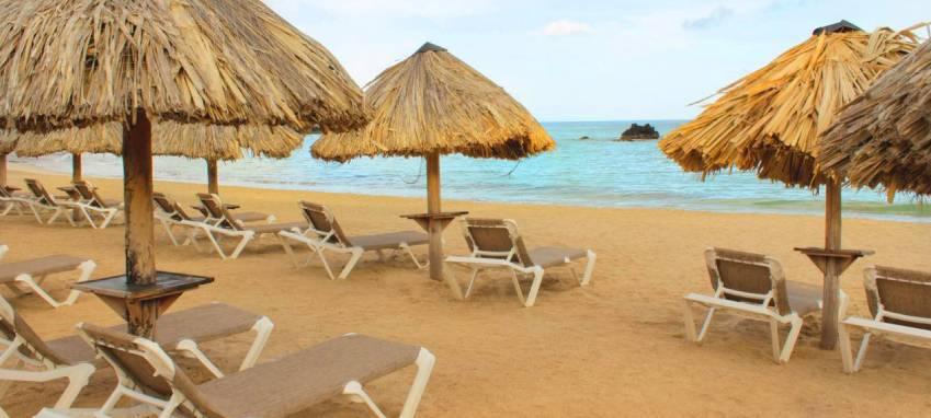 Platja de l'Hotel Hesperia Isla Margarita